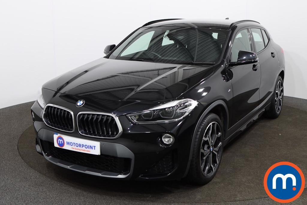 BMW X2 M Sport X - Stock Number 1144996 Passenger side front corner