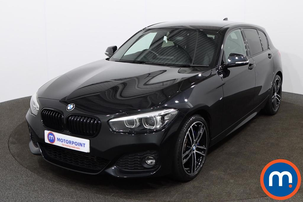 BMW 1 Series M Sport Shadow Edition - Stock Number 1144998 Passenger side front corner