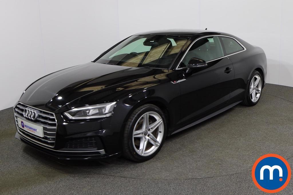 Audi A5 S Line - Stock Number 1145274 Passenger side front corner