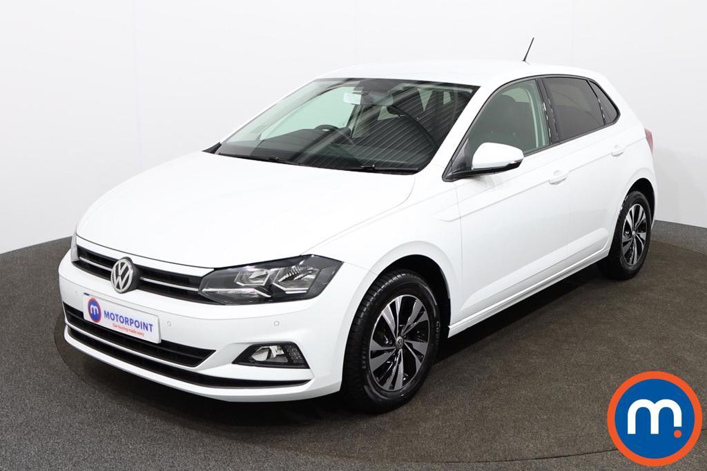 Volkswagen Polo Match - Stock Number 1146681 Passenger side front corner