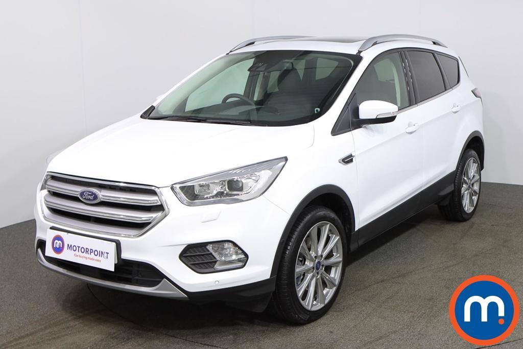 Ford Kuga Titanium X Edition - Stock Number 1147728 Passenger side front corner