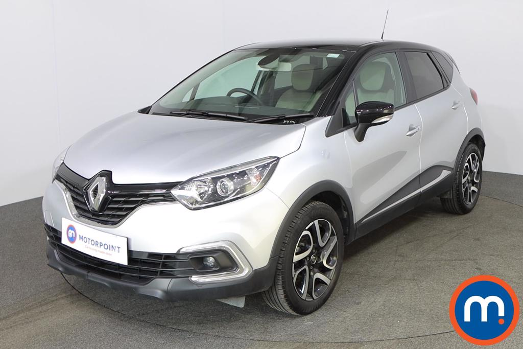 Renault Captur Iconic - Stock Number 1142909 Passenger side front corner