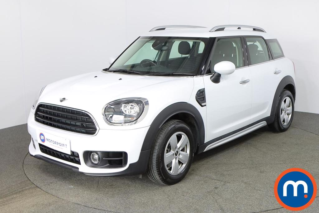 Mini Countryman Cooper Classic - Stock Number 1144270 Passenger side front corner