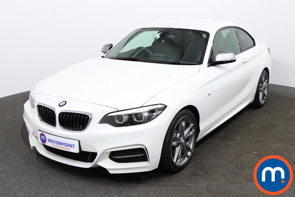 BMW 2 Series M240i 2dr [Nav] Step Auto - Stock Number 1144993 Passenger side front corner