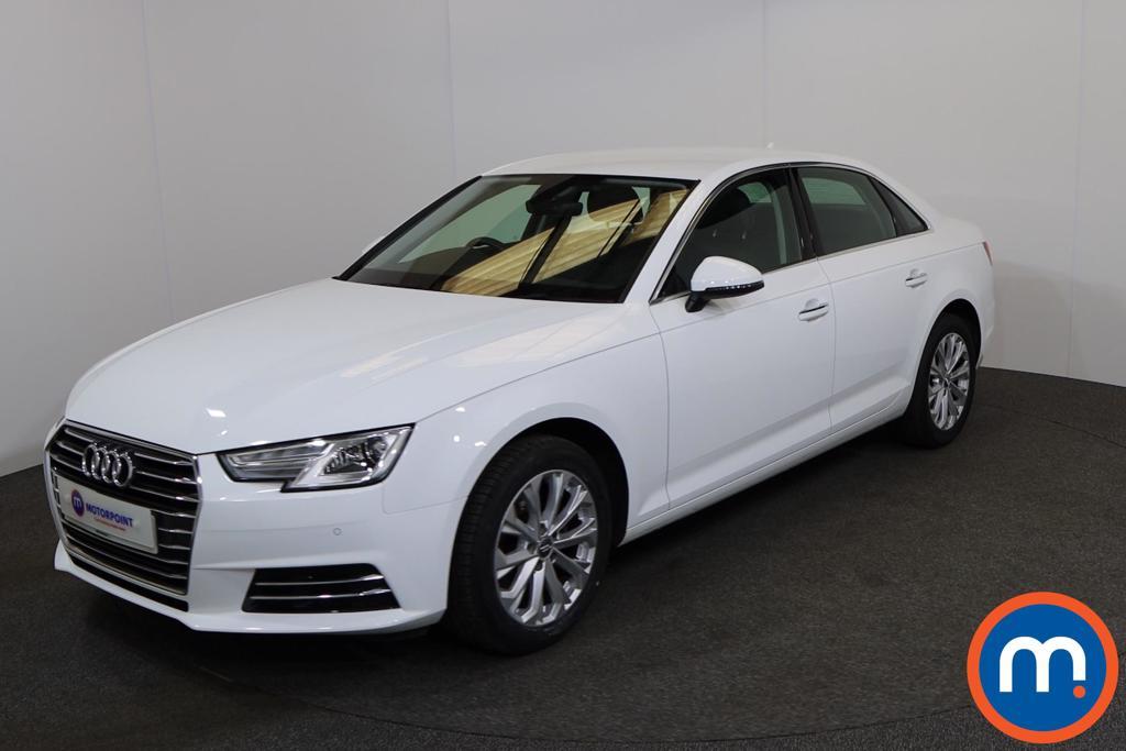 Audi A4 SE - Stock Number 1145470 Passenger side front corner