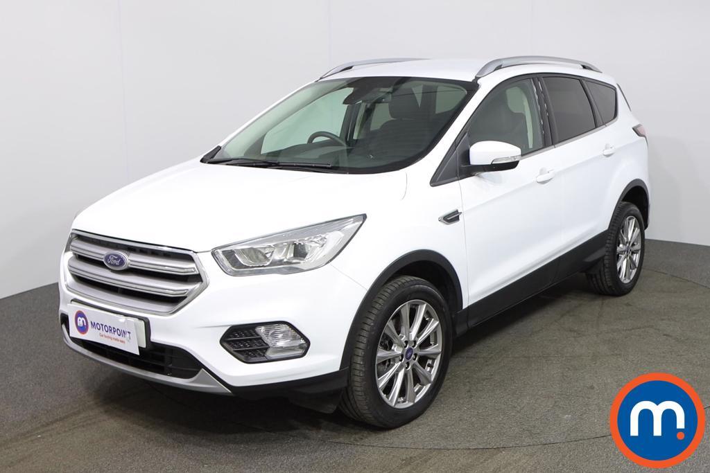 Ford Kuga Titanium Edition - Stock Number 1147721 Passenger side front corner