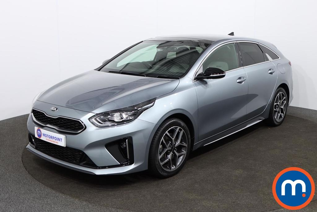 KIA Pro Ceed 1.4T GDi ISG GT-Line Lunar Edition 5dr DCT - Stock Number 1147935 Passenger side front corner