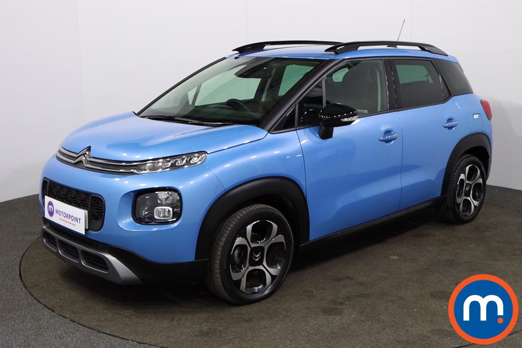 Citroen C3 Aircross 1.5 BlueHDi Flair 5dr [6 speed] - Stock Number 1132454 Passenger side front corner
