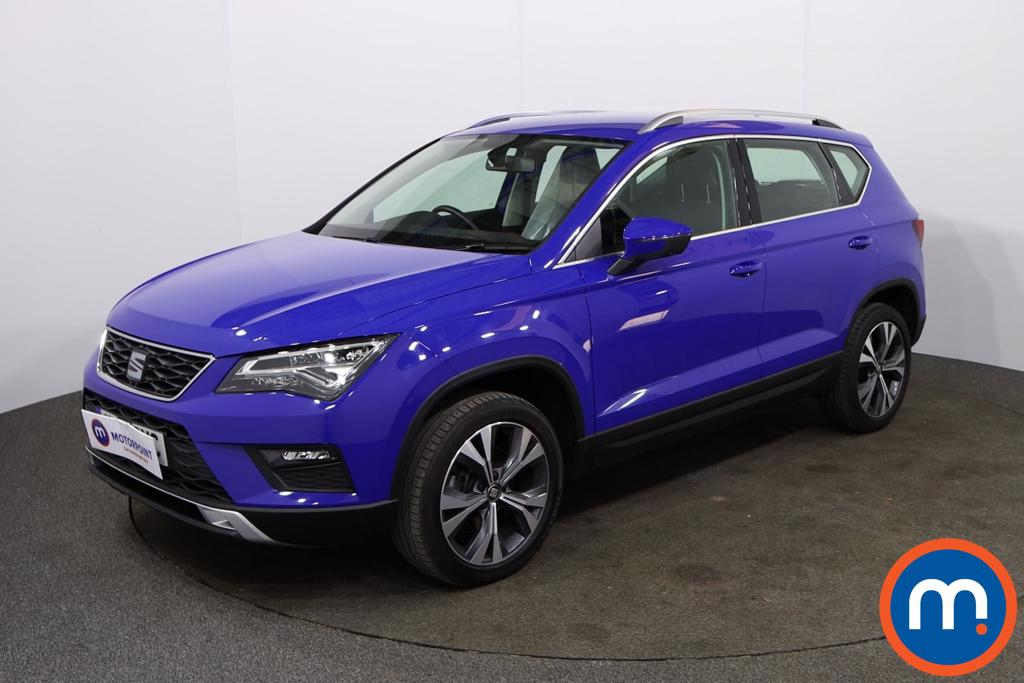 Seat Ateca 1.6 TDI Ecomotive SE Technology 5dr - Stock Number 1134462 Passenger side front corner