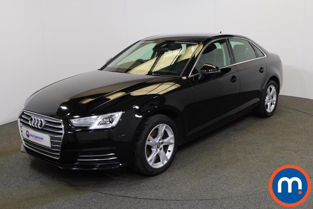 Audi A4 Sport - Stock Number 1142083 Passenger side front corner