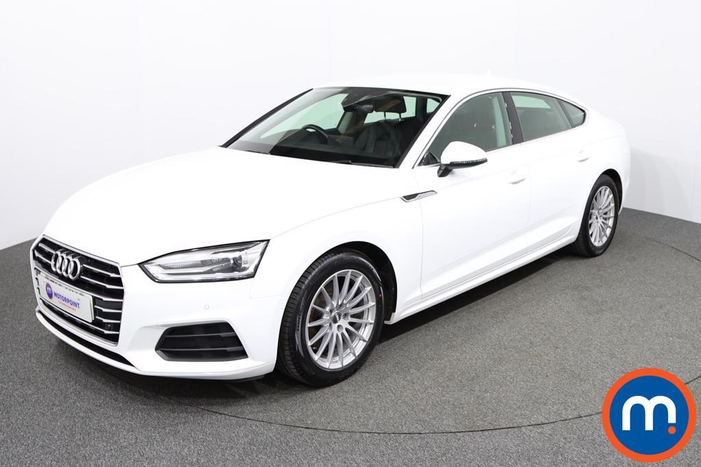 Audi A5 SE - Stock Number 1143679 Passenger side front corner