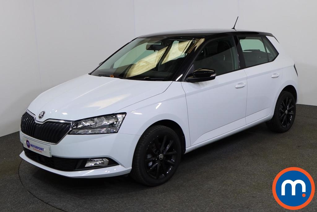Skoda Fabia 1.0 MPI Colour Edition 5dr - Stock Number 1144091 Passenger side front corner