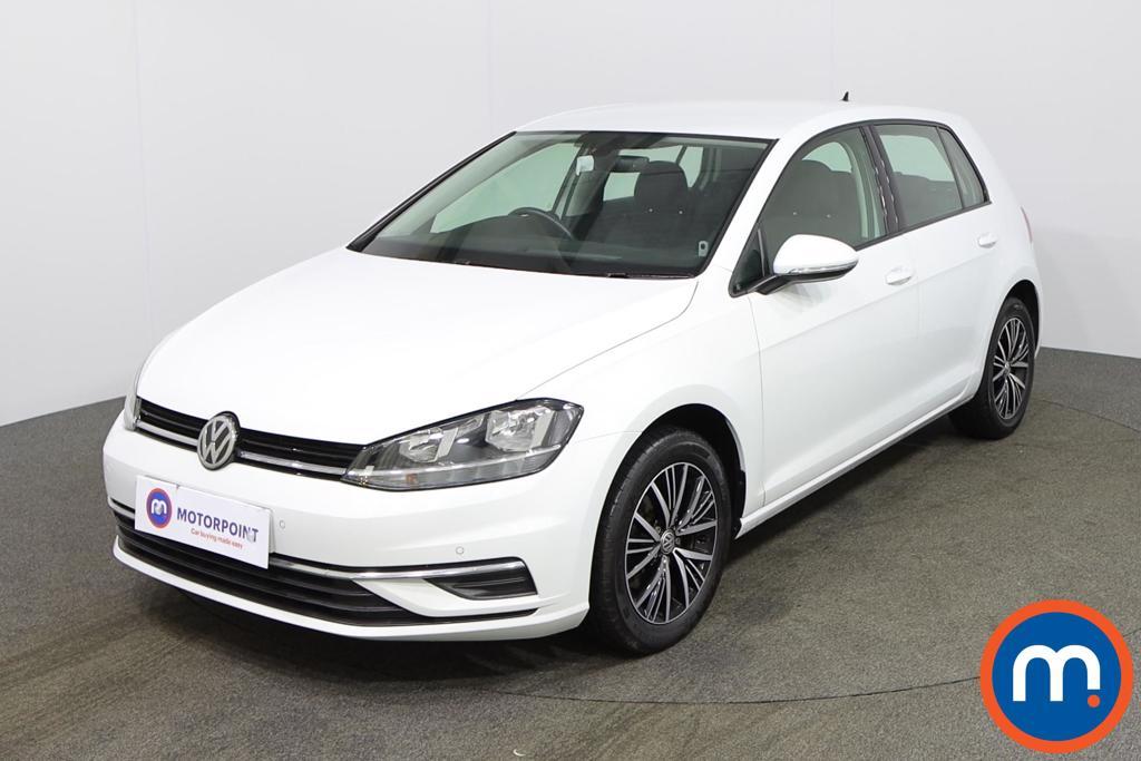 Volkswagen Golf SE - Stock Number 1144174 Passenger side front corner