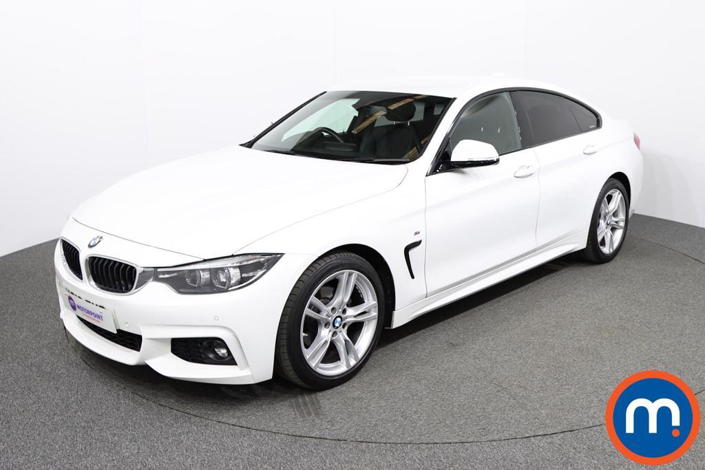 BMW 4 Series M Sport - Stock Number 1144279 Passenger side front corner