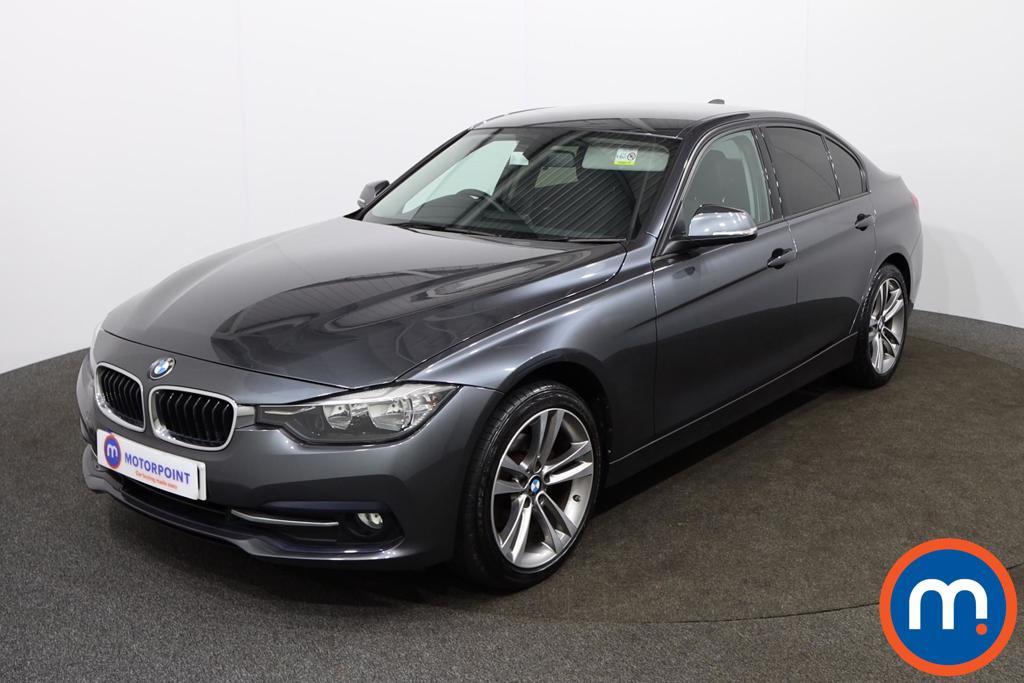 BMW 3 Series 318d Sport 4dr Step Auto - Stock Number 1144995 Passenger side front corner