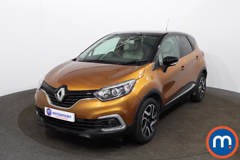 Renault Captur Iconic - Stock Number 1145743 Passenger side front corner