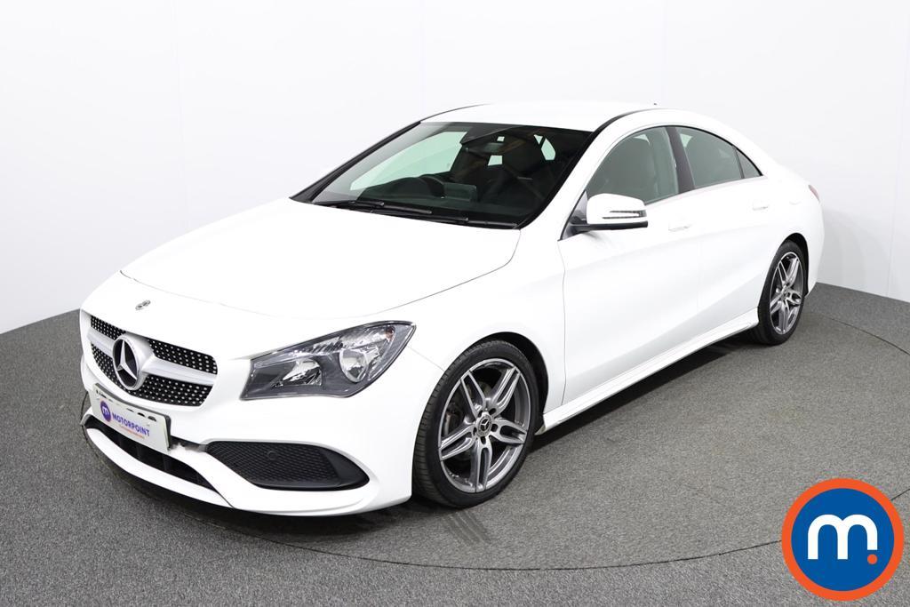 Mercedes-Benz CLA AMG Line - Stock Number 1146262 Passenger side front corner