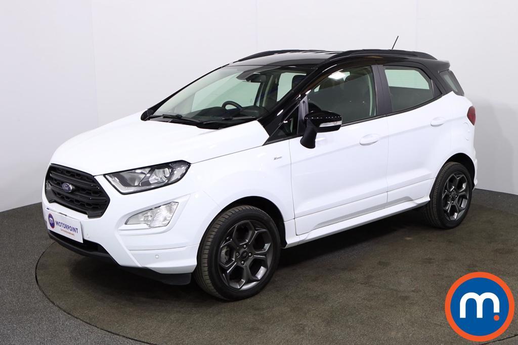 Ford Ecosport ST-Line - Stock Number 1147219 Passenger side front corner