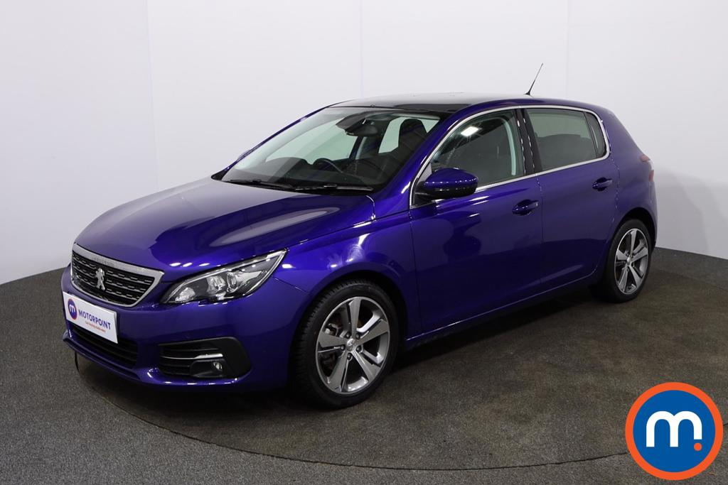 Peugeot 308 Allure - Stock Number 1131739 Passenger side front corner