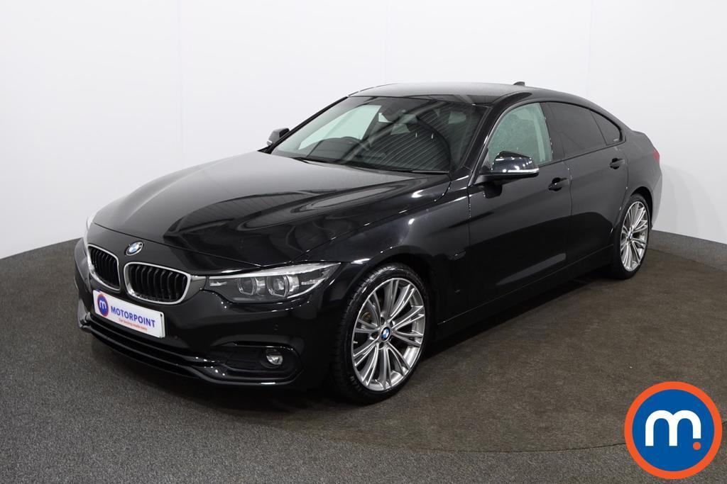BMW 4 Series Sport - Stock Number 1139997 Passenger side front corner