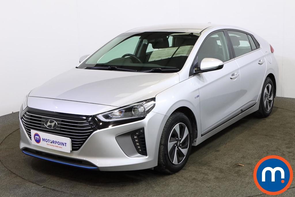 Hyundai Ioniq 1.6 GDi Hybrid Premium 5dr DCT - Stock Number 1141223 Passenger side front corner