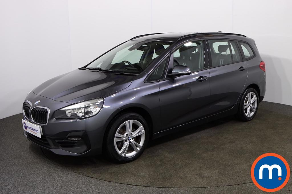 BMW 2 Series Sport - Stock Number 1141460 Passenger side front corner