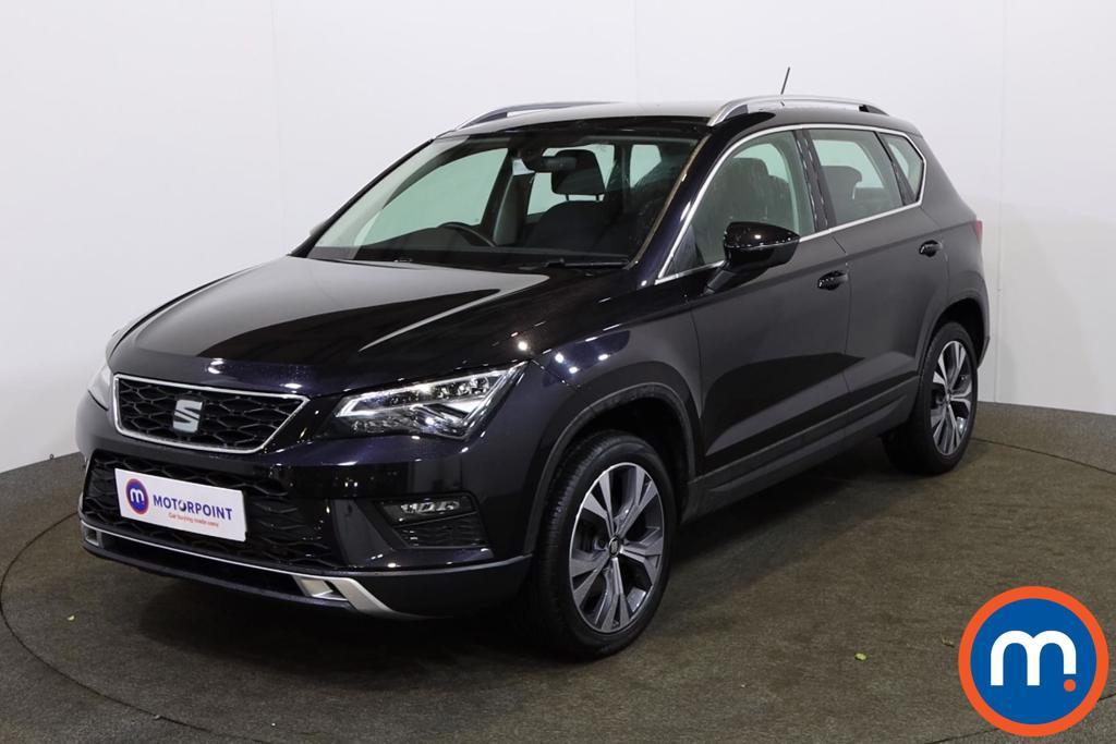 Seat Ateca 1.0 TSI Ecomotive SE Technology 5dr - Stock Number 1142225 Passenger side front corner