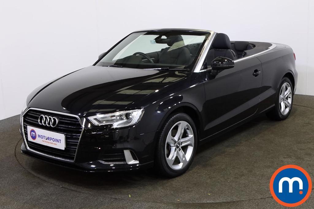 Audi A3 Sport - Stock Number 1142526 Passenger side front corner