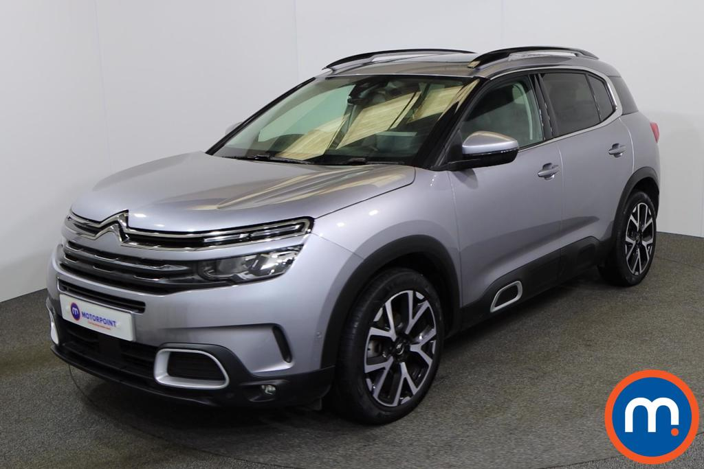 Citroen C5 Aircross Flair Plus - Stock Number 1143450 Passenger side front corner