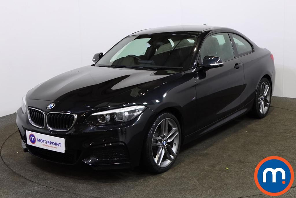 BMW 2 Series M Sport - Stock Number 1144246 Passenger side front corner