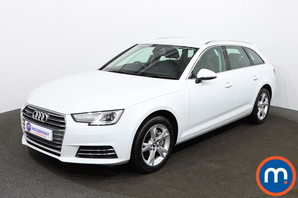 Audi A4 2.0 TDI 190 Quattro Sport 5dr S Tronic - Stock Number 1146208 Passenger side front corner