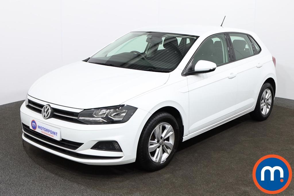 Volkswagen Polo SE - Stock Number 1146315 Passenger side front corner