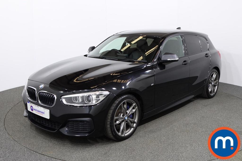 BMW 1 Series M140i - Stock Number 1103412 Passenger side front corner