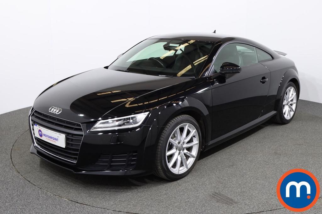 Audi TT Sport - Stock Number 1120806 Passenger side front corner