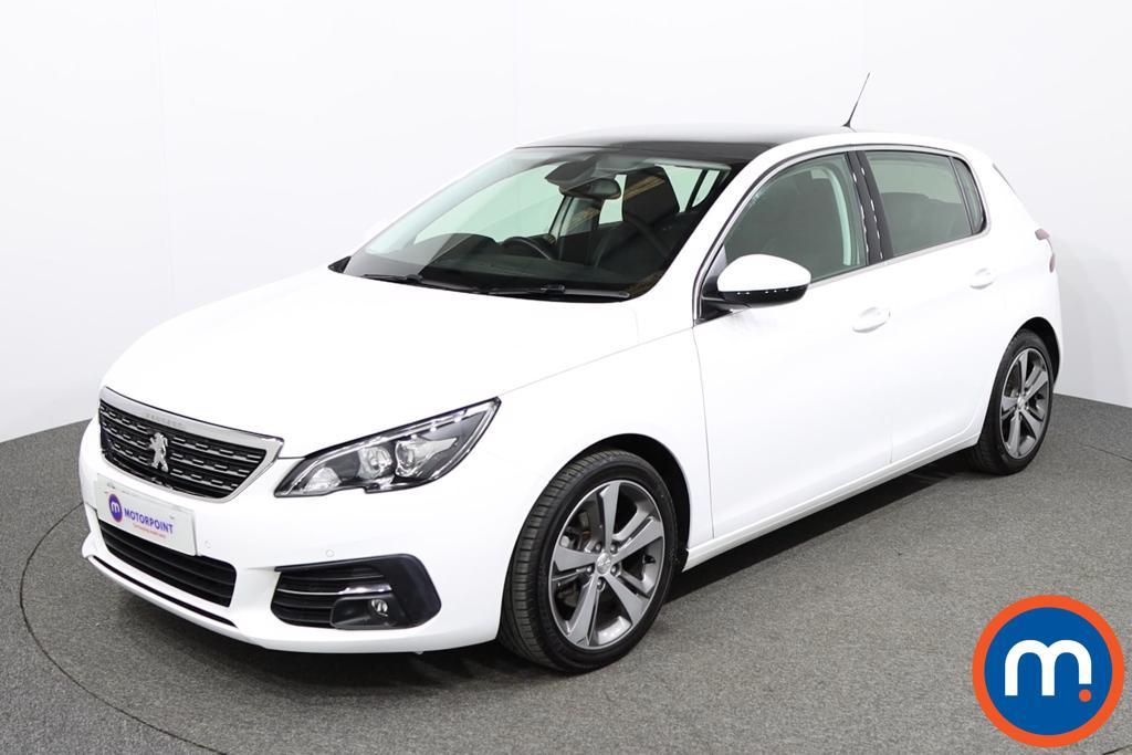 Peugeot 308 Allure - Stock Number 1131734 Passenger side front corner