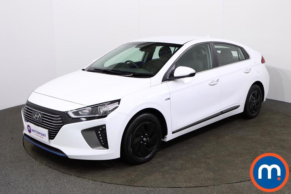 Hyundai Ioniq 1.6 GDi Hybrid Premium 5dr DCT - Stock Number 1137778 Passenger side front corner