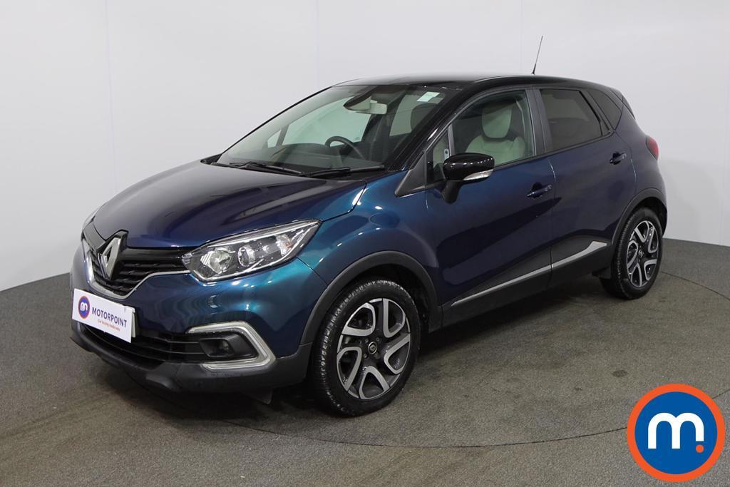 Renault Captur Iconic - Stock Number 1142868 Passenger side front corner