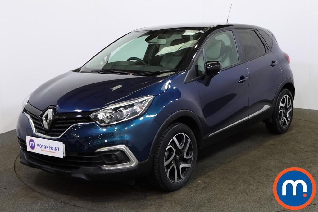 Renault Captur 0.9 TCE 90 Iconic 5dr - Stock Number 1142880 Passenger side front corner