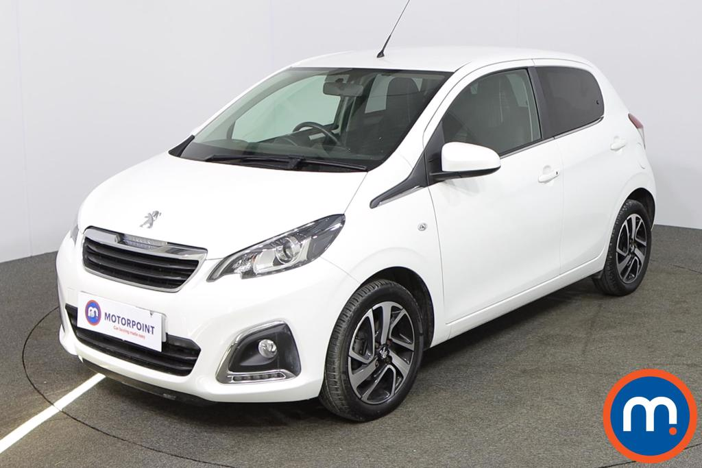 Peugeot 108 Allure - Stock Number 1143173 Passenger side front corner