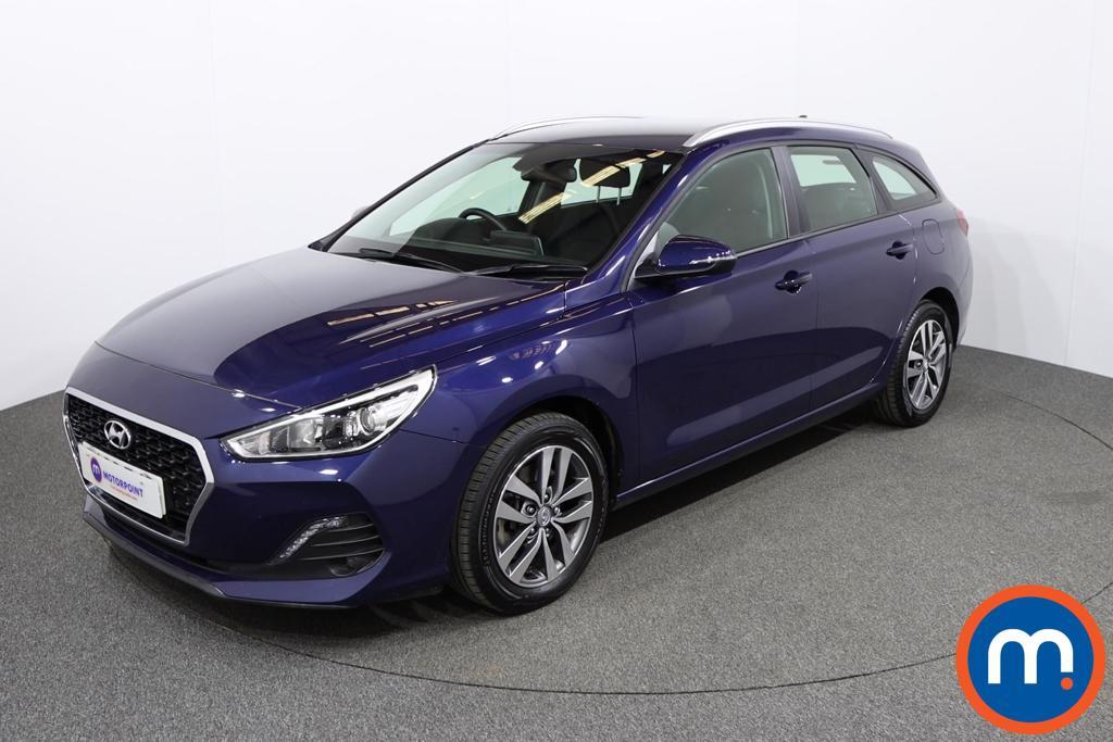 Hyundai I30 1.0T GDI SE Nav 5dr - Stock Number 1143340 Passenger side front corner