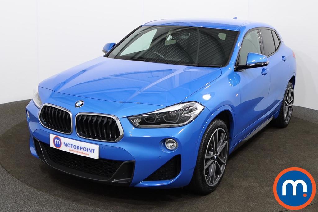 BMW X2 M Sport - Stock Number 1144265 Passenger side front corner