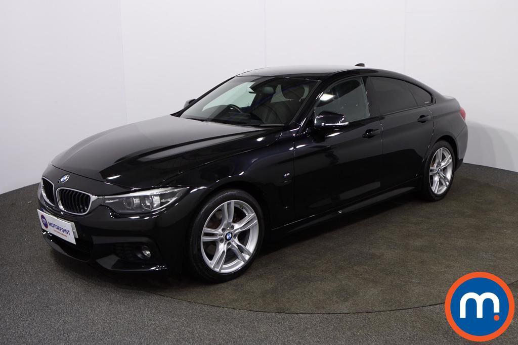 BMW 4 Series M Sport - Stock Number 1144917 Passenger side front corner
