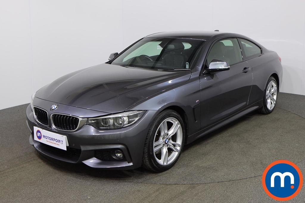 BMW 4 Series M Sport - Stock Number 1145145 Passenger side front corner