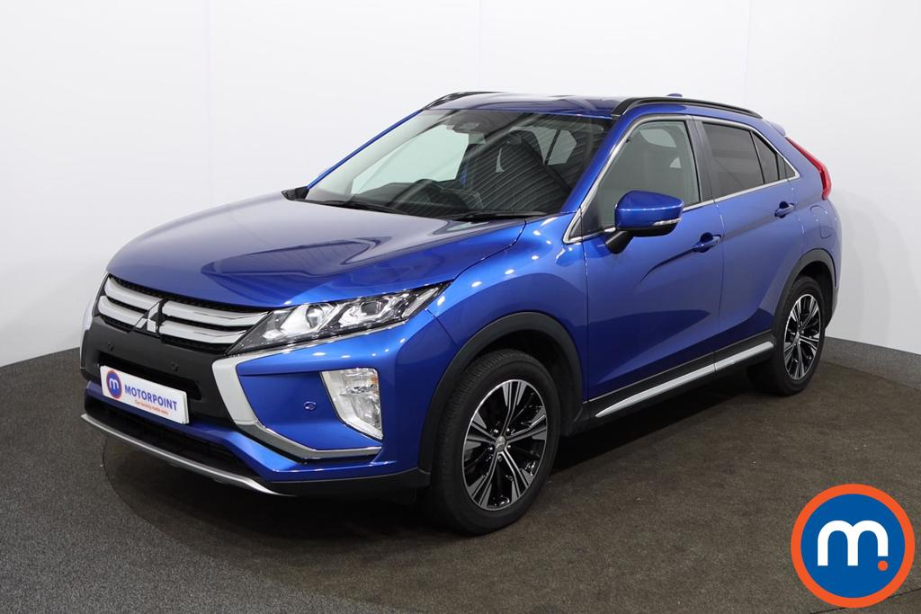 Mitsubishi Eclipse Cross 1.5 Dynamic 5dr CVT 4WD - Stock Number 1145331 Passenger side front corner