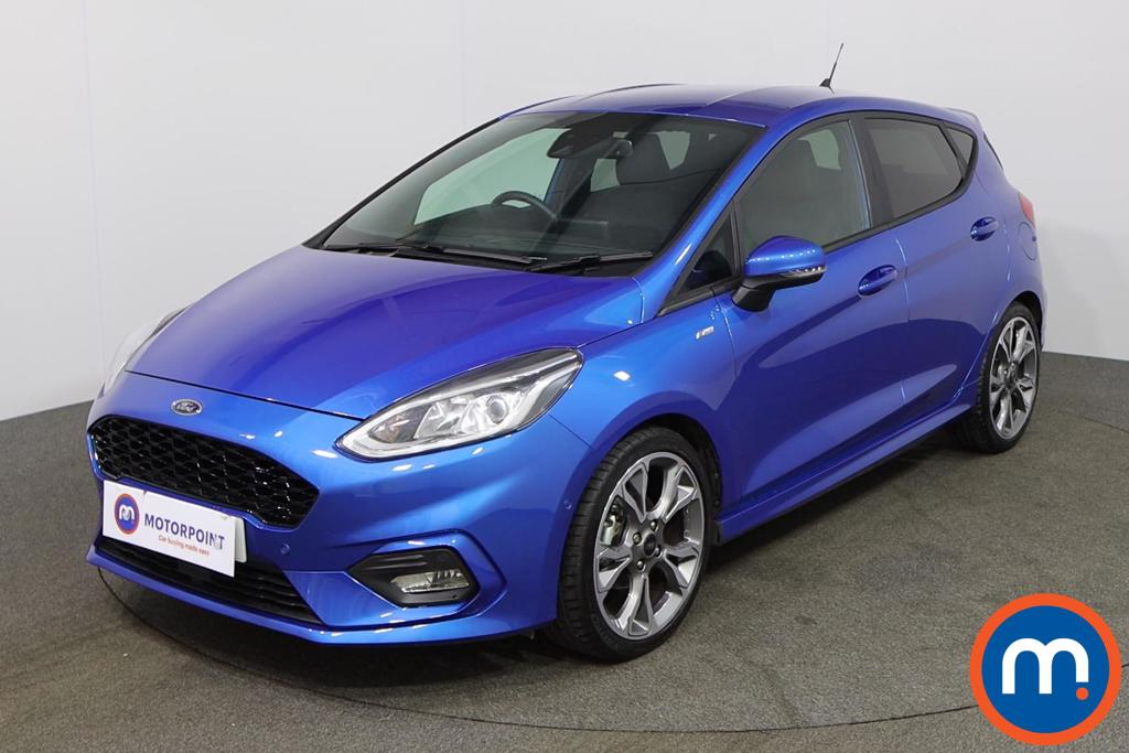 Ford Fiesta ST-Line X Edition - Stock Number 1145737 Passenger side front corner