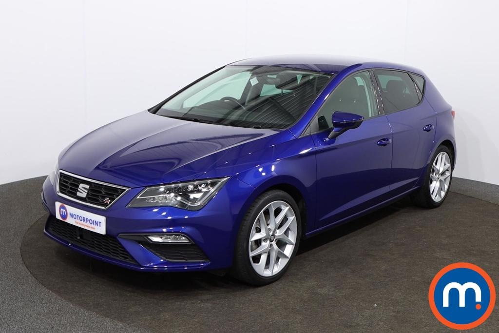 Seat Leon 1.4 TSI 125 FR Technology 5dr - Stock Number 1146321 Passenger side front corner
