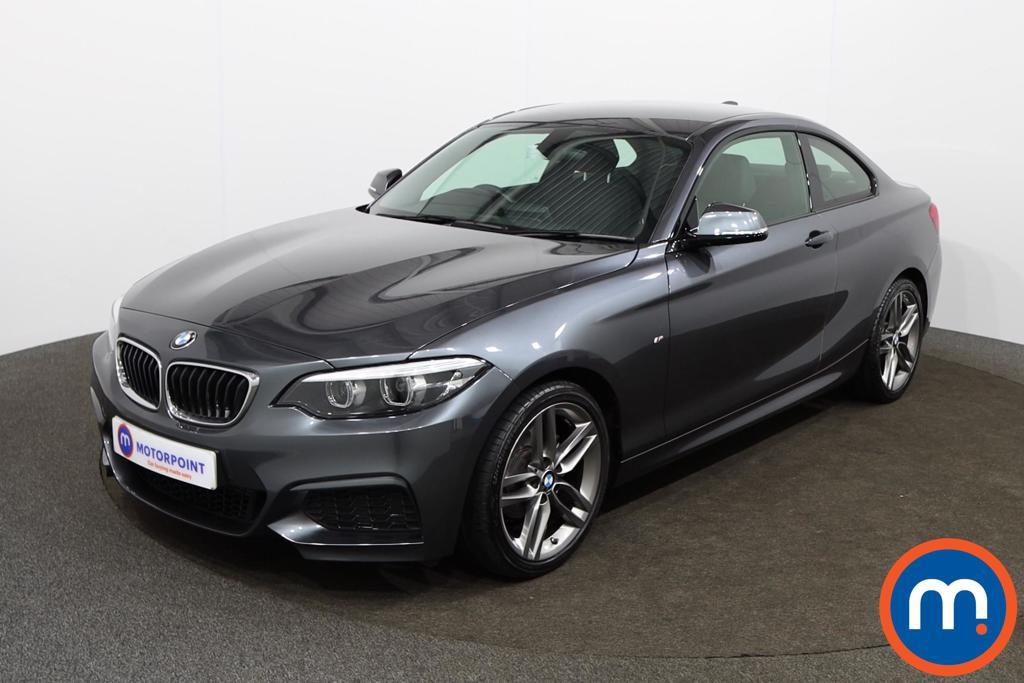 BMW 2 Series M Sport - Stock Number 1146323 Passenger side front corner
