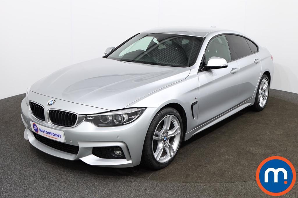 BMW 4 Series M Sport - Stock Number 1146326 Passenger side front corner