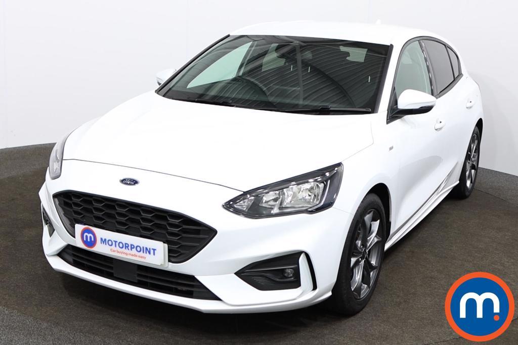Ford Focus ST-Line - Stock Number 1146695 Passenger side front corner