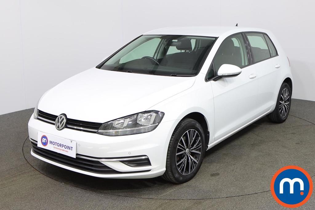 Volkswagen Golf SE - Stock Number 1147131 Passenger side front corner